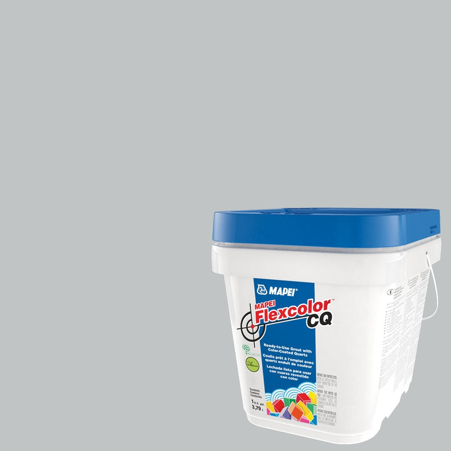 MAPEI Flexcolor CQ 1-Gallon Rain Acrylic Premixed Grout
