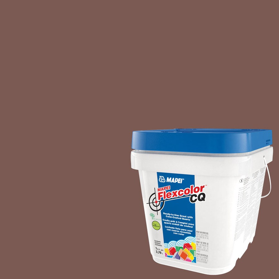 MAPEI Flexcolor CQ 1-Gallon Brick Red Acrylic Premixed Grout
