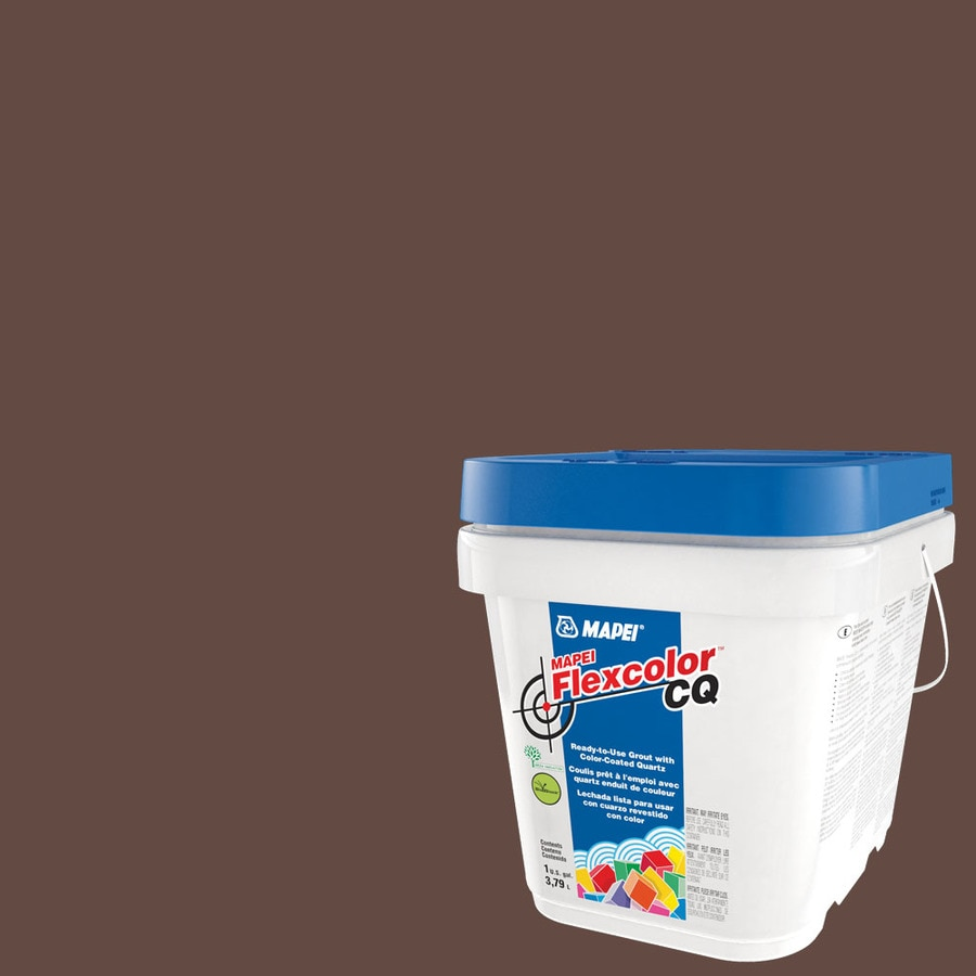 MAPEI Flexcolor CQ 1-Gallon Mahogany Acrylic Premixed Grout