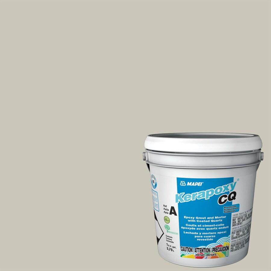 MAPEI Kerapoxy CQ 1-Gallon Alabaster Sanded Epoxy Grout