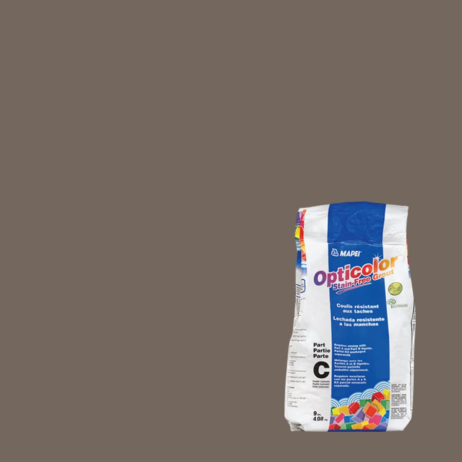 Shop mapei 9 lbs bahama beige opticolor epoxy powder grout - Joint epoxy mapei ...