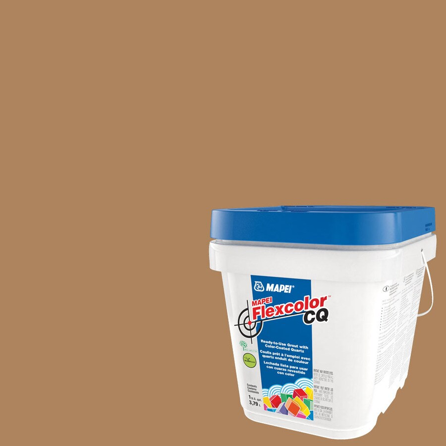 MAPEI Flexcolor CQ 1-Gallon Acorn Acrylic Premixed Grout