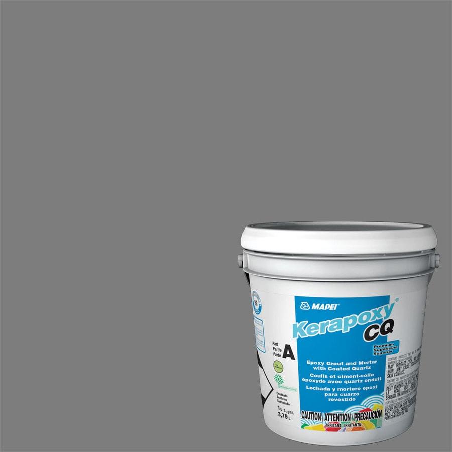 MAPEI Kerapoxy CQ 1-Gallon Pearl Gray Sanded Epoxy Grout
