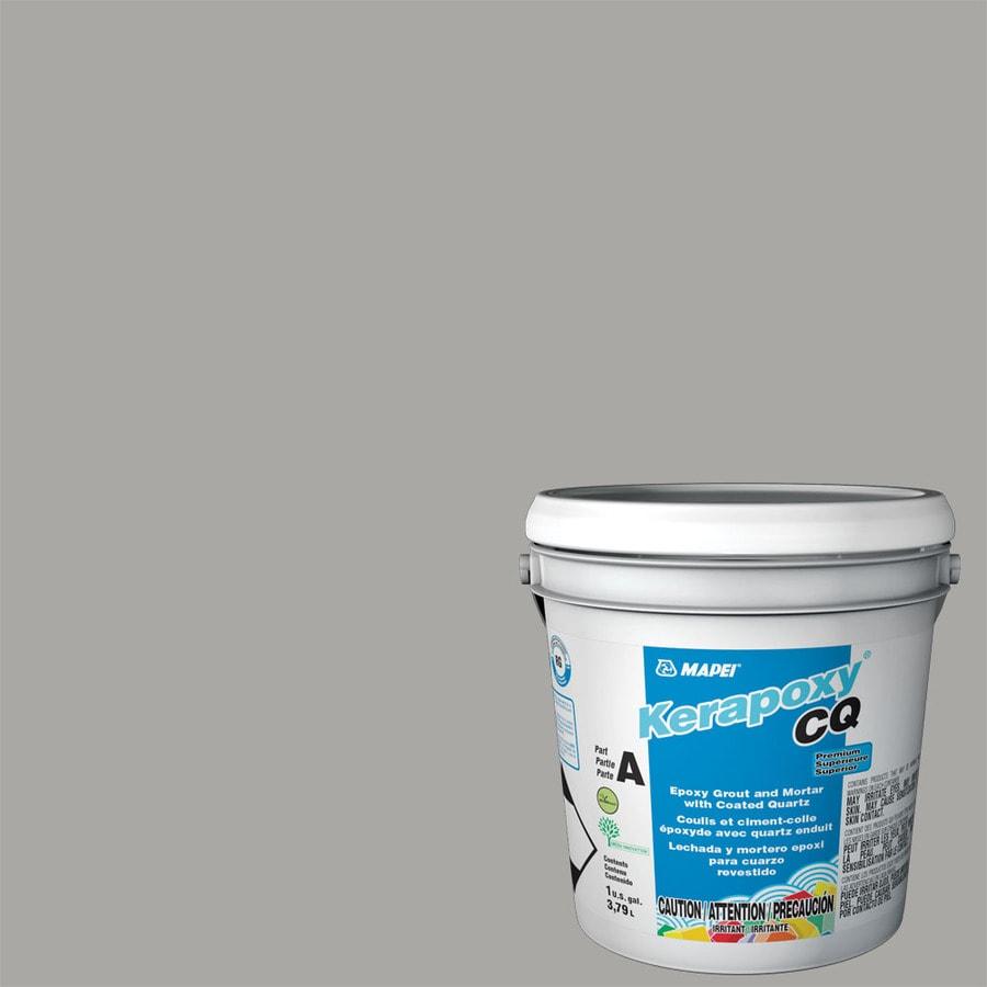 MAPEI Kerapoxy CQ 1-Gallon Silver Sanded Epoxy Grout