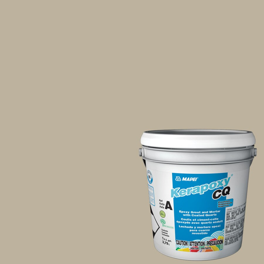 MAPEI Kerapoxy Cq 1-Gallon Ivory Sanded Epoxy Grout