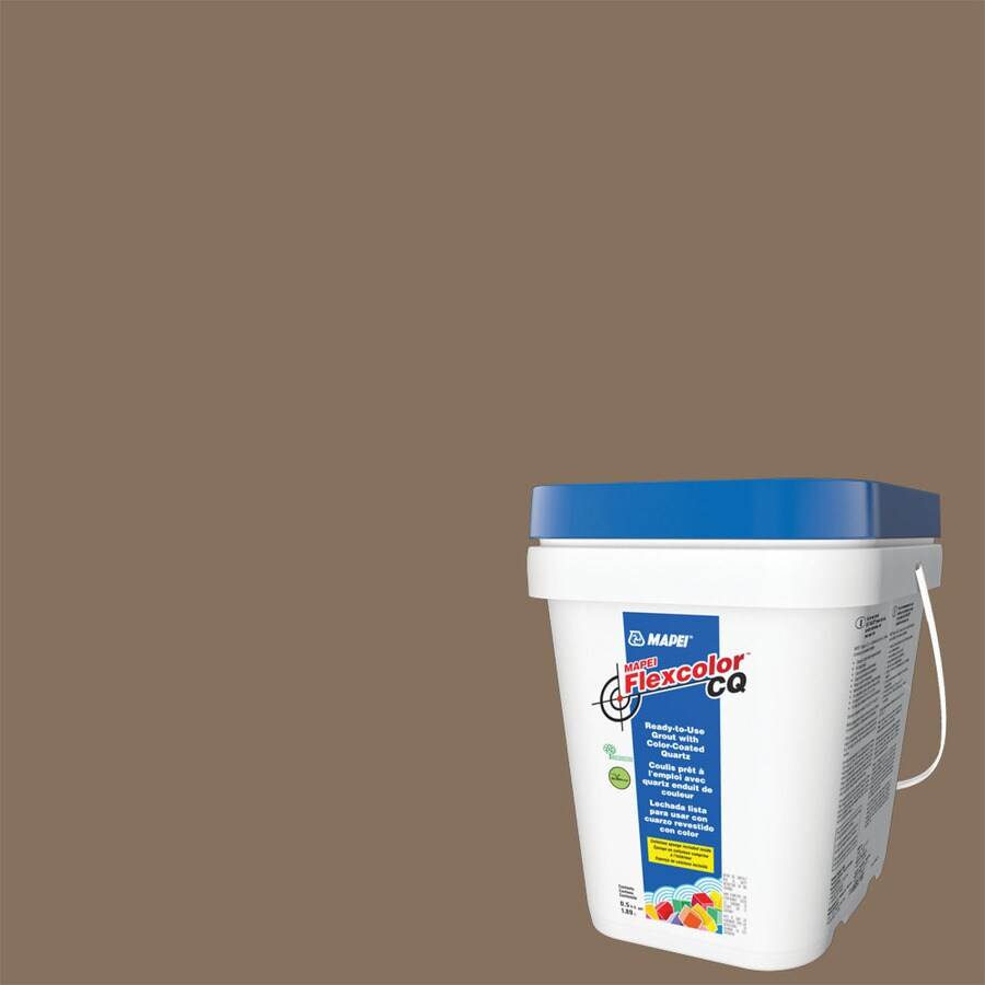 MAPEI Flexcolor CQ 0.5-Gallon Mocha Acrylic Premixed Grout