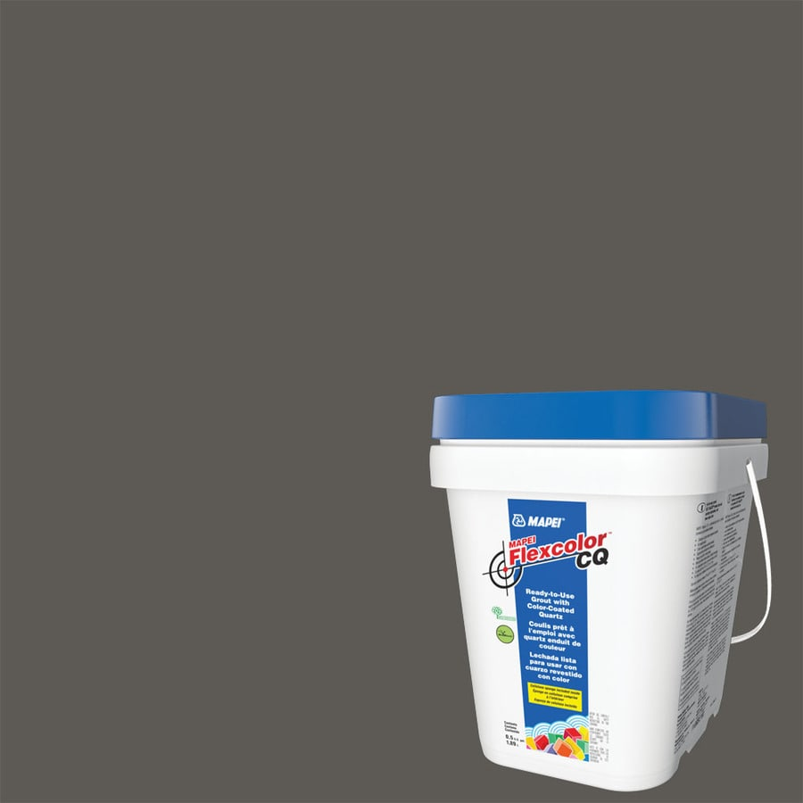 MAPEI Flexcolor CQ 0.5-Gallon Charcoal Acrylic Premixed Grout