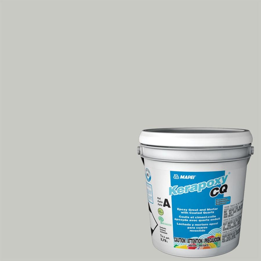 MAPEI Kerapoxy CQ 1-Gallon Warm Gray Sanded Epoxy Grout