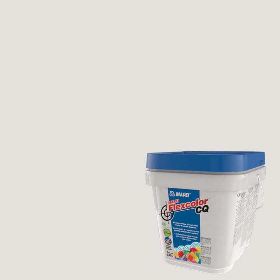 MAPEI Flexcolor CQ 1-Gallon Avalanche Acrylic Premixed Grout