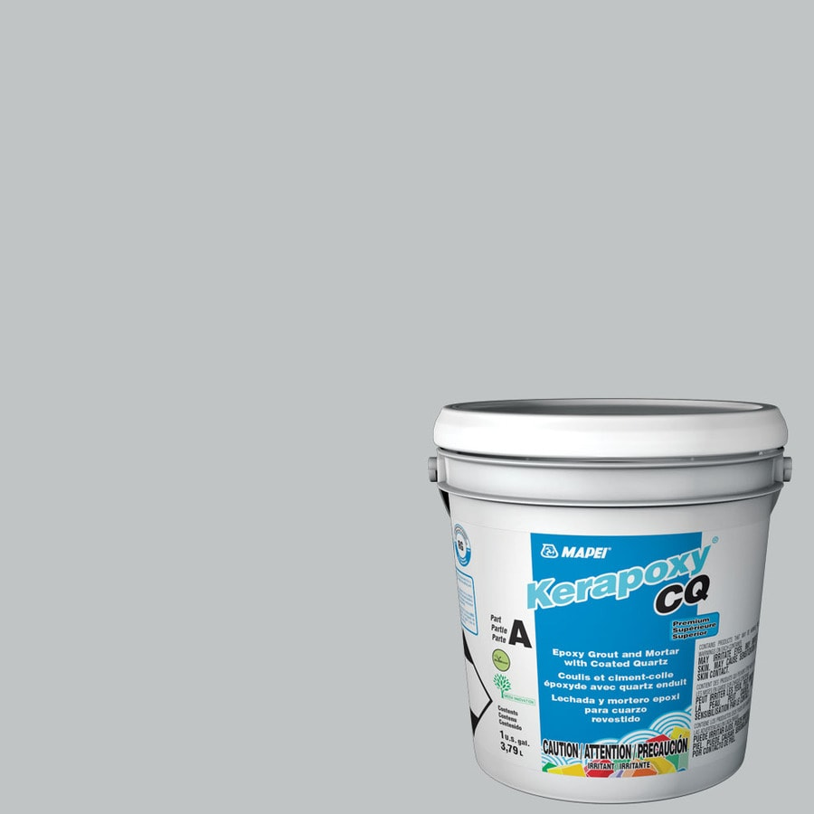 MAPEI Kerapoxy CQ 1-Gallon Rain Sanded Epoxy Grout