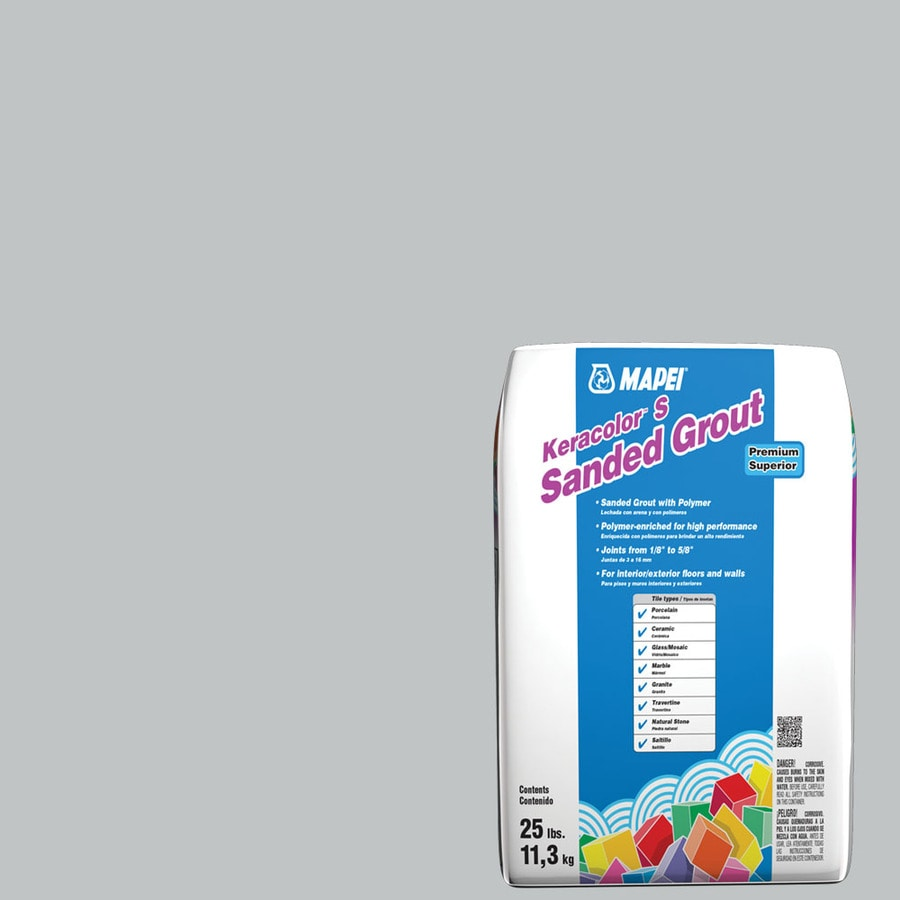 MAPEI 25-lb Rain Sanded Powder Grout
