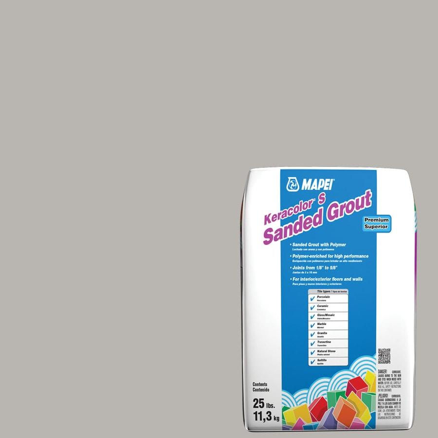 MAPEI Keracolor S 25-lb Cobblestone Sanded Powder Grout