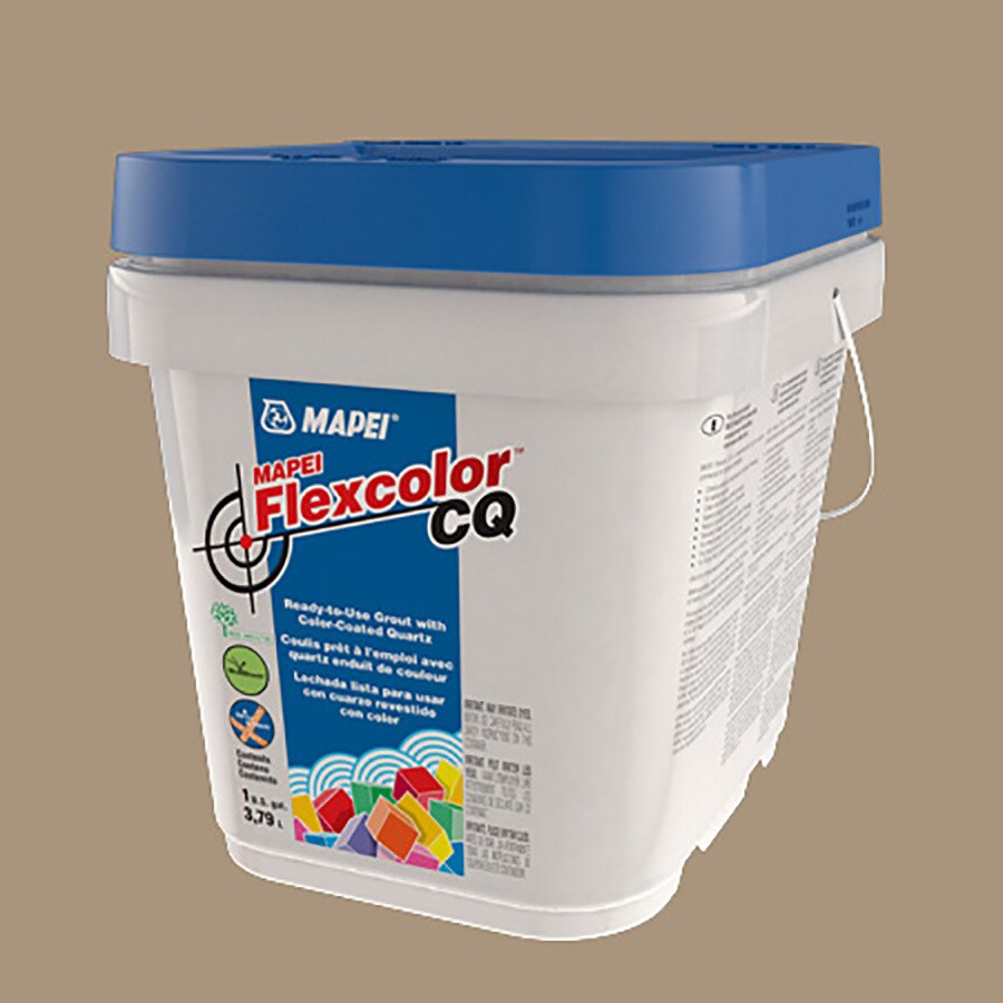 MAPEI Flexcolor CQ 1-Gallon Chamois Acrylic Premixed Grout