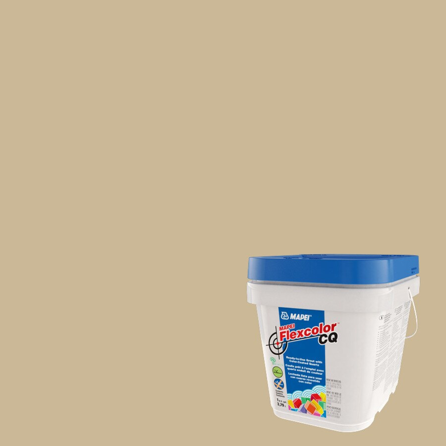 MAPEI Flexcolor CQ 1-Gallon Harvest Acrylic Premixed Grout