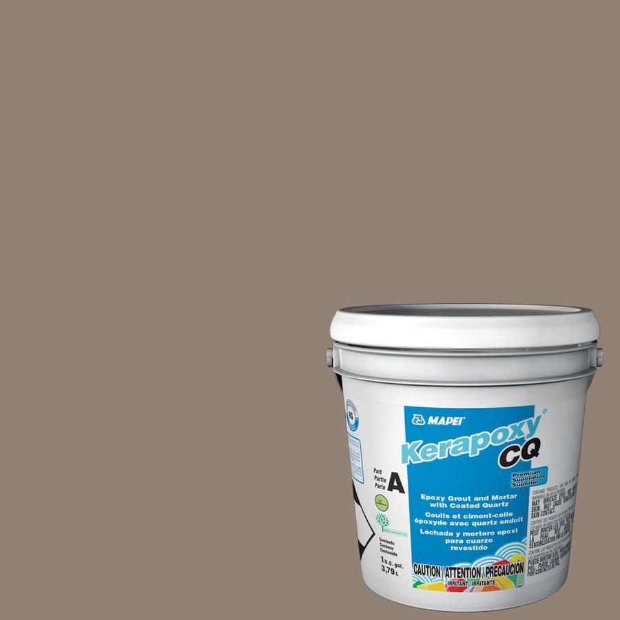 MAPEI Kerapoxy CQ 1-Gallon Walnut Sanded Epoxy Grout