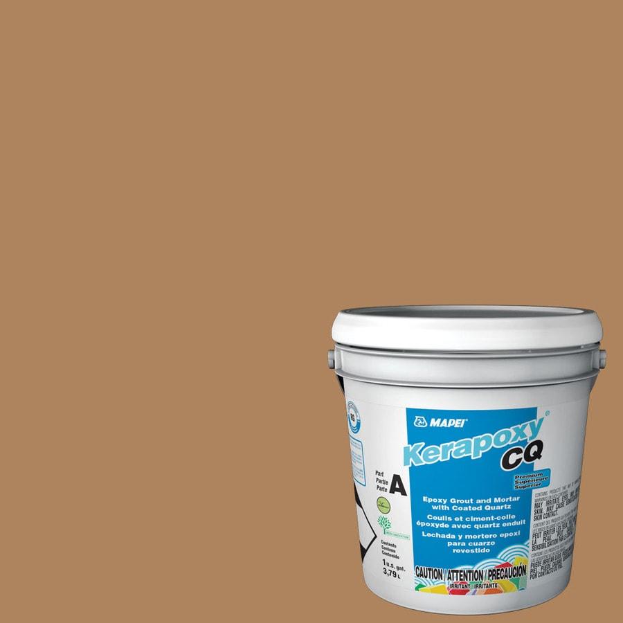 MAPEI Kerapoxy CQ 1-Gallon Acorn Sanded Epoxy Grout