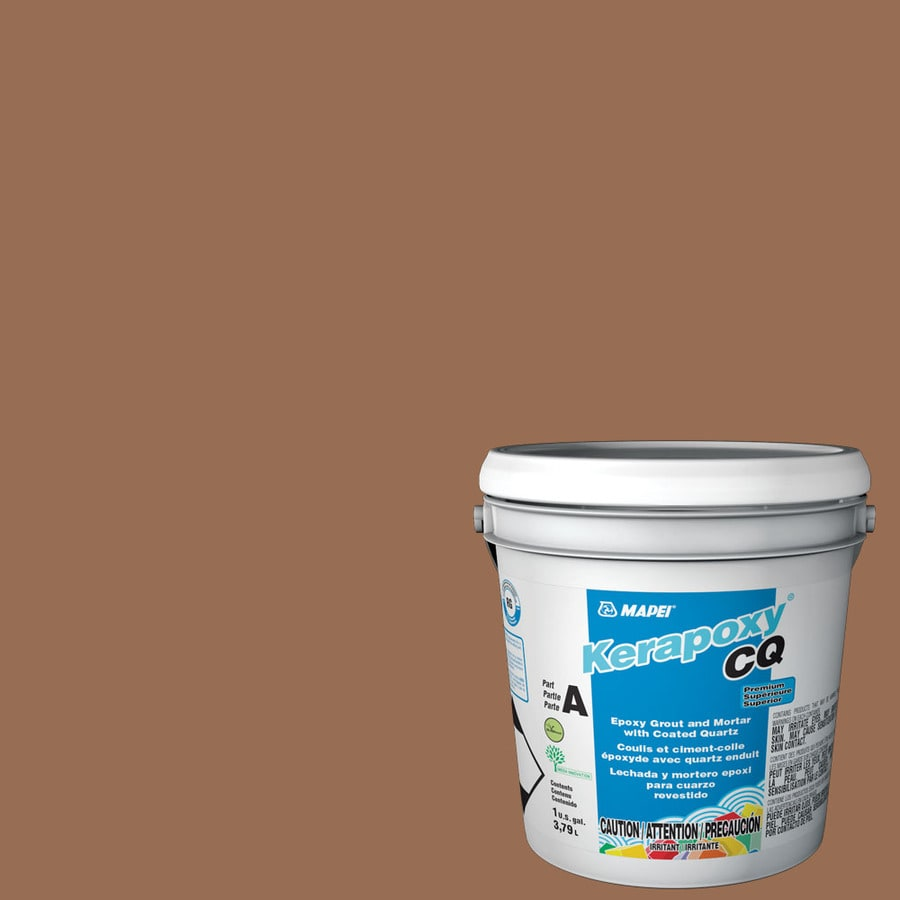 MAPEI Kerapoxy Cq 1-Gallon Caramel Sanded Epoxy Grout