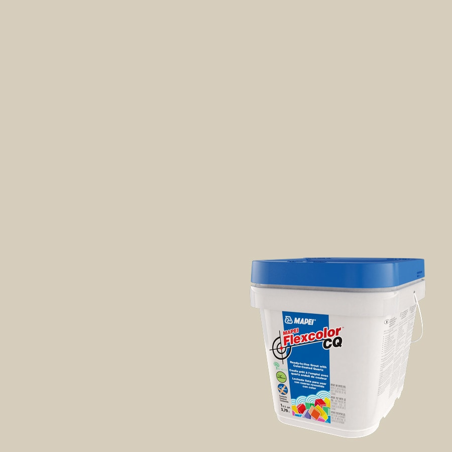 Shop Mapei Flexcolor Cq 1 Gallon Biscuit Acrylic Premixed