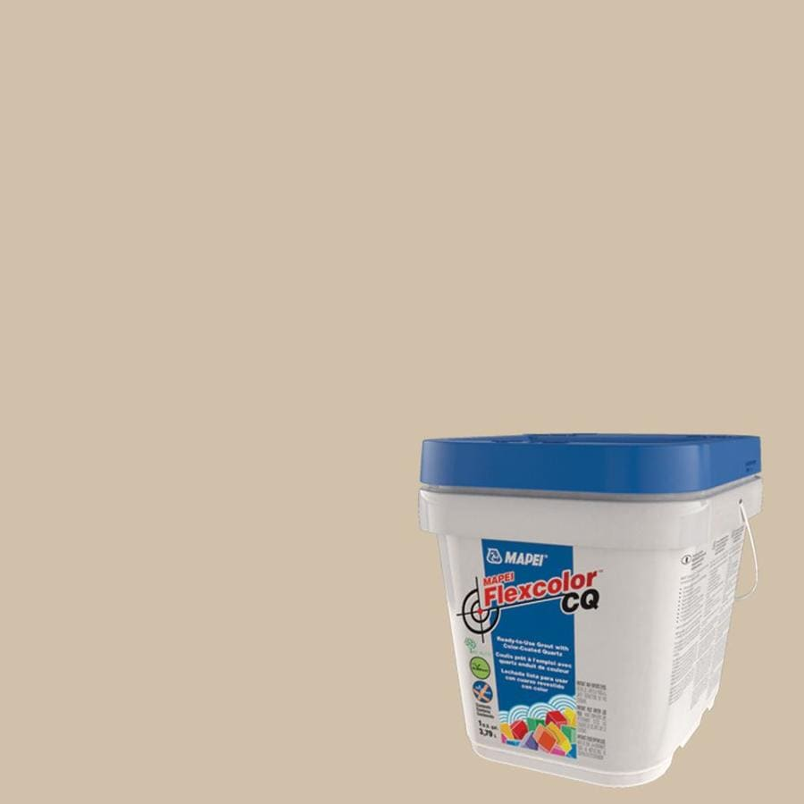 MAPEI Flexcolor CQ 1-Gallon Bone Acrylic Premixed Grout