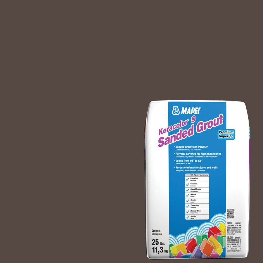 MAPEI Keracolor S 25-lb Truffle Sanded Powder Grout