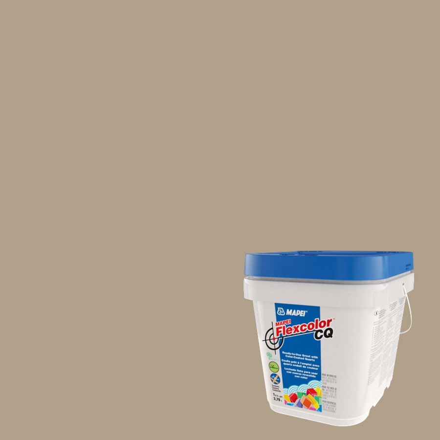 MAPEI Flexcolor CQ 1-Gallon Navajo Brown Acrylic Premixed Grout