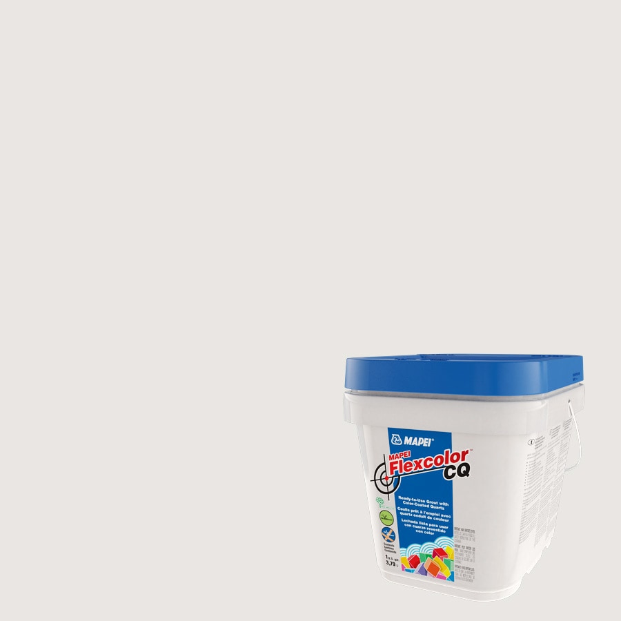 Mapei Flexcolor Cq 1 Gallon Avalanche Acrylic Premix Grout