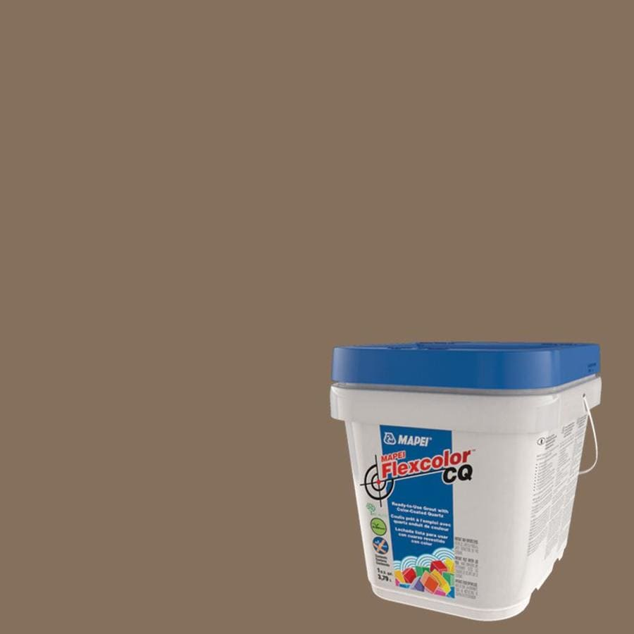 MAPEI Flexcolor CQ 1-Gallon Mocha Acrylic Premixed Grout