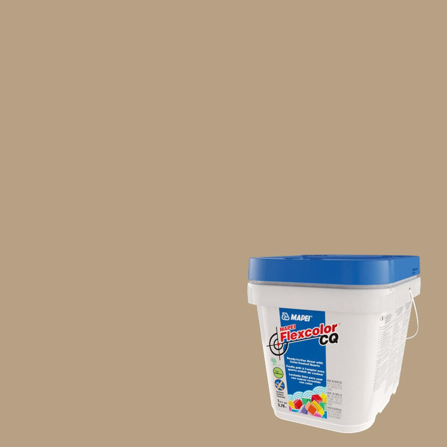 MAPEI Flexcolor CQ 1-Gallon Pale Umber Acrylic Premixed Grout
