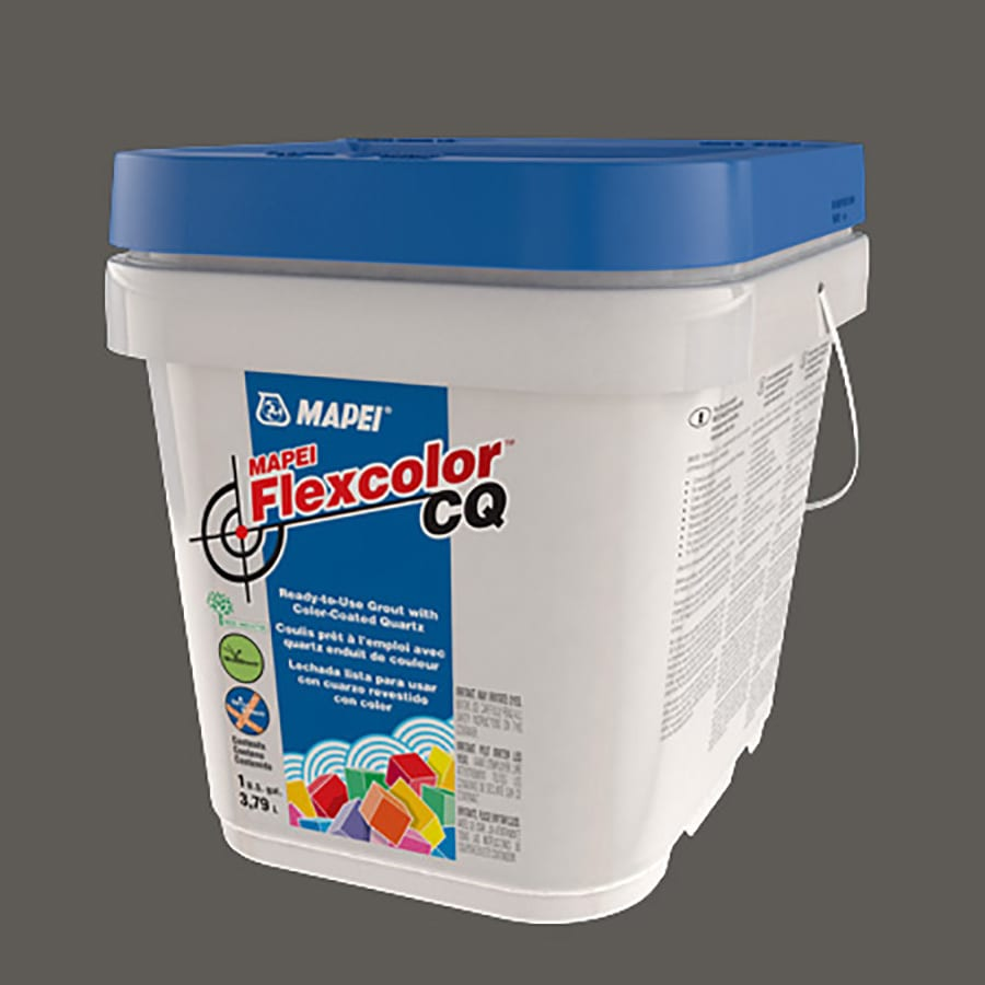 MAPEI Flexcolor Cq 1-Gallon Charcoal Acrylic Premixed Grout
