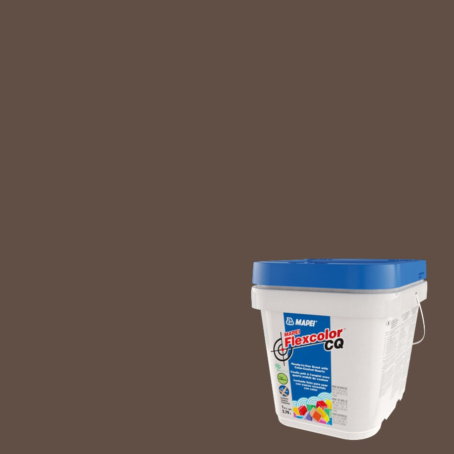 MAPEI Flexcolor CQ 1-Gallon Cocoa Acrylic Premixed Grout
