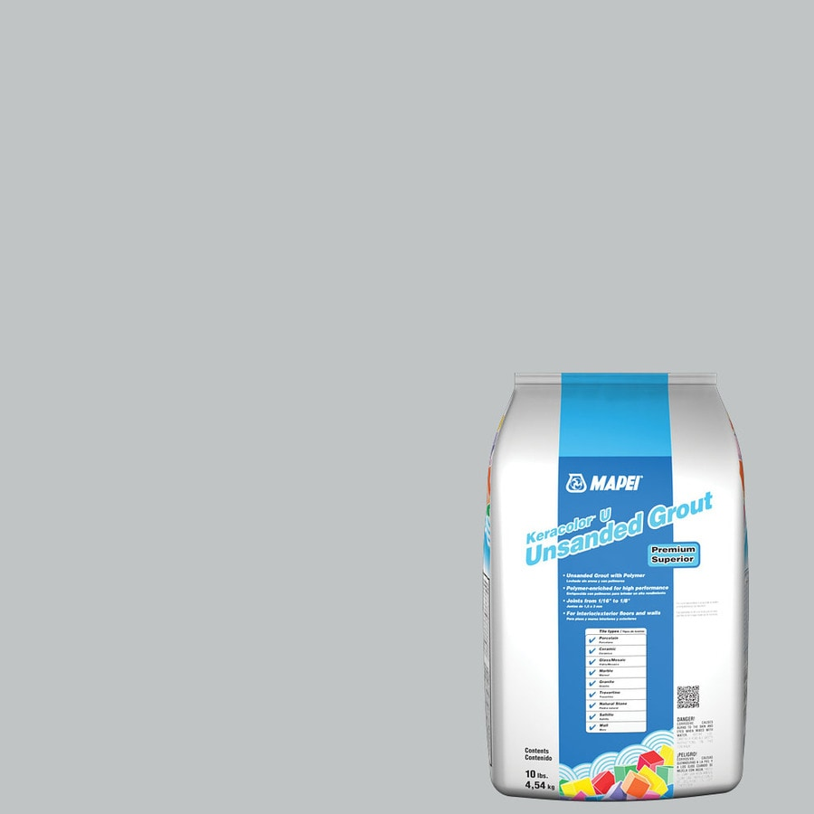 MAPEI 10-lb Rain Unsanded Powder Grout