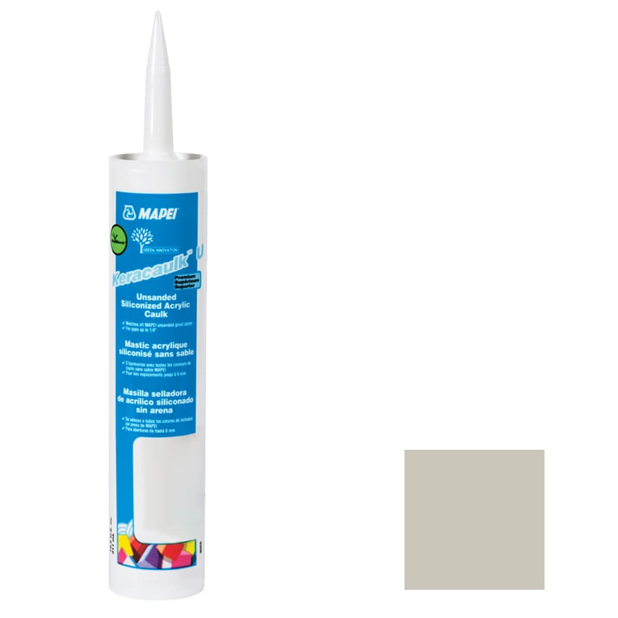 MAPEI Keracaulk U 10.5-oz Alabaster Paintable Caulk
