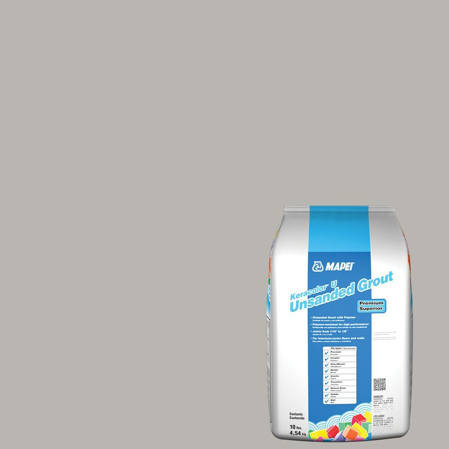 MAPEI Keracolor U 10-lb Cobblestone Powder Grout