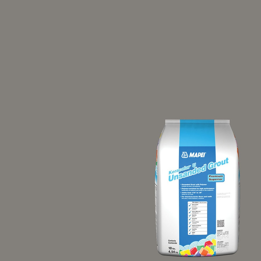 MAPEI 10-lb Iron Unsanded Powder Grout