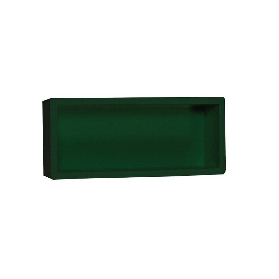 MAPEI Green Shower Wall Shelf