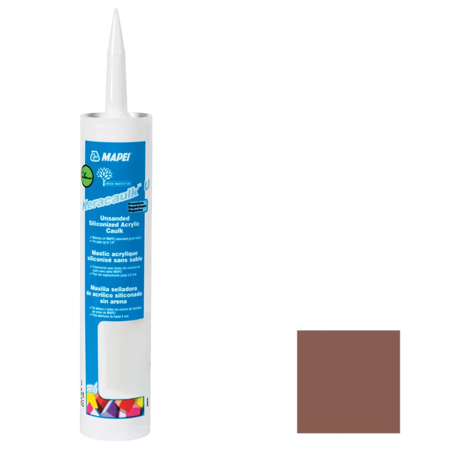 MAPEI Terra Cotta Paintable Specialty Caulk