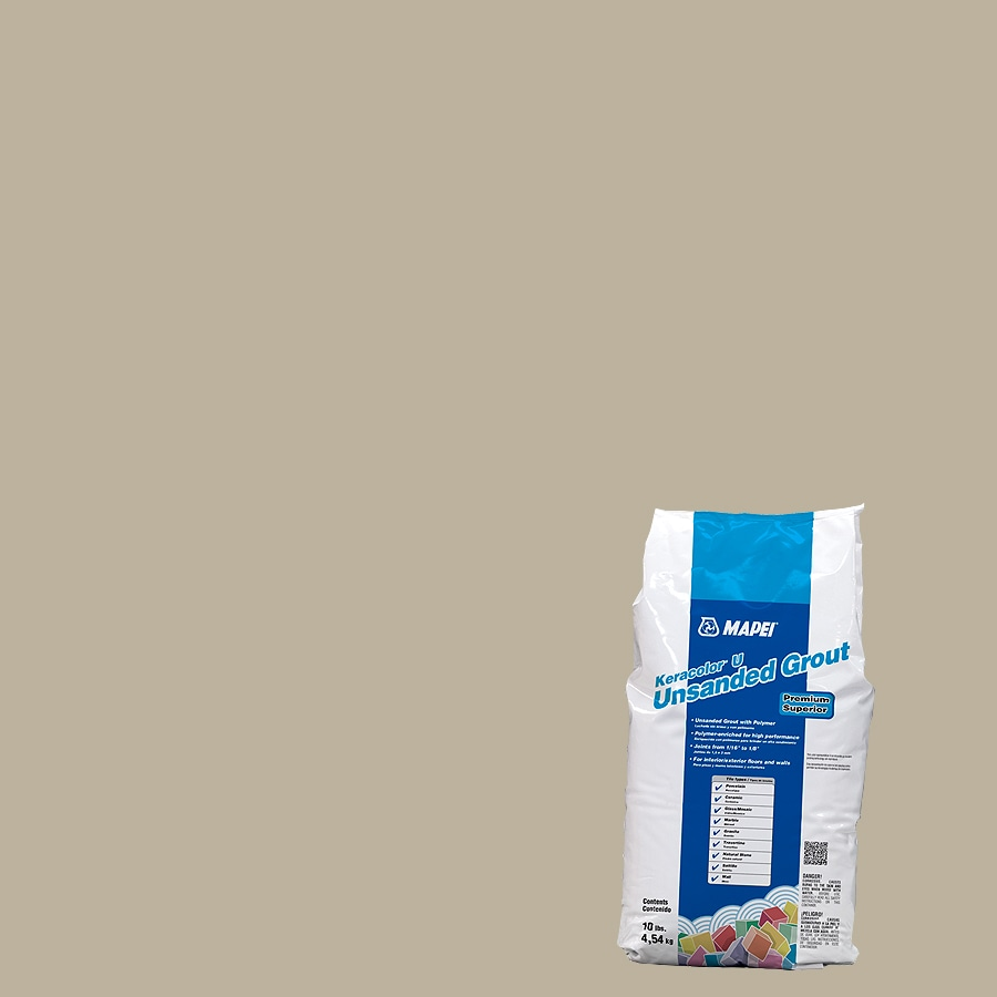 MAPEI 10-lb Ivory Unsanded Powder Grout
