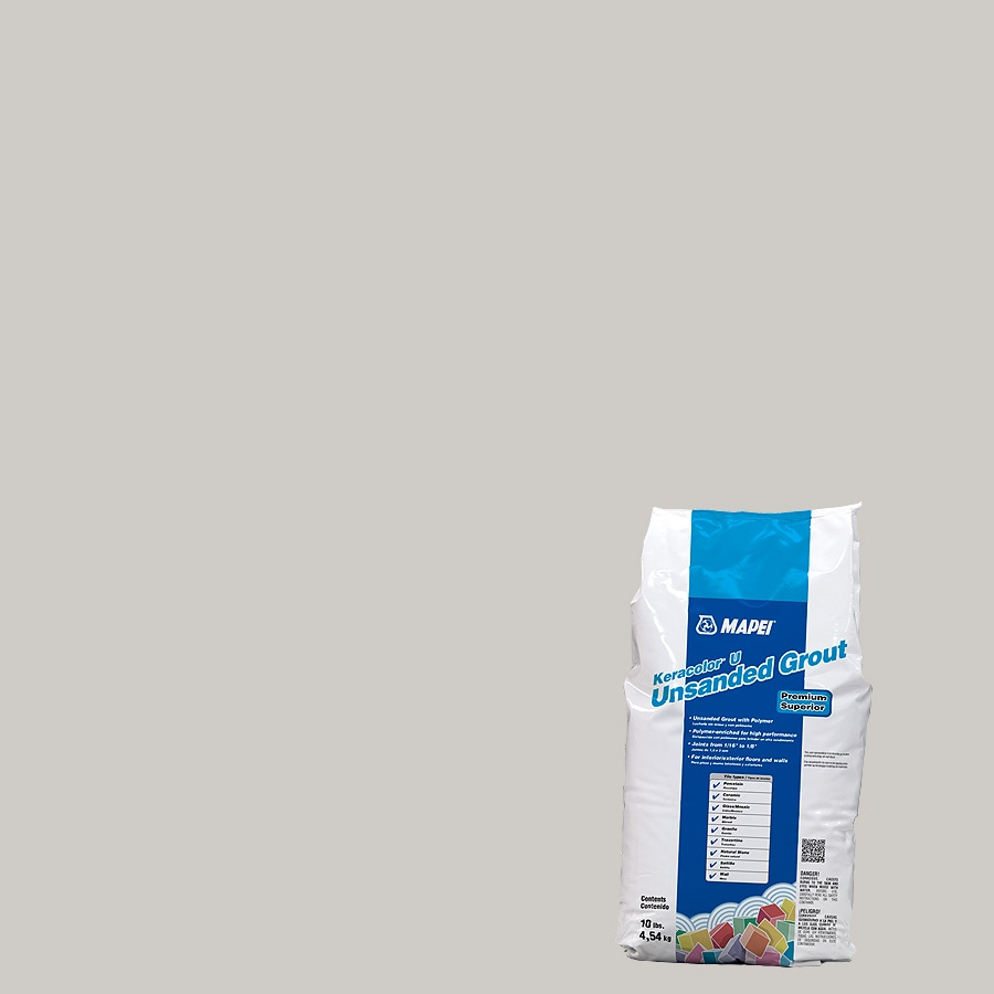 MAPEI 10-lb Frost Unsanded Powder Grout