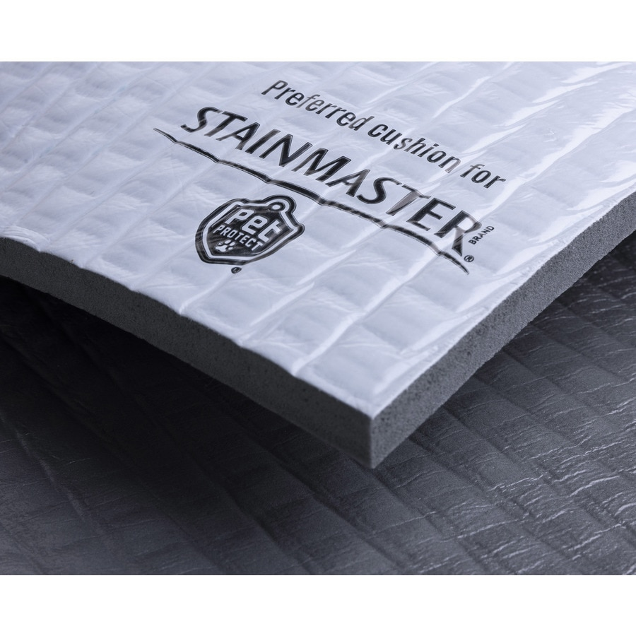 Shop STAINMASTER 12.7 Millimeters Foam Carpet Padding at Lowes.com