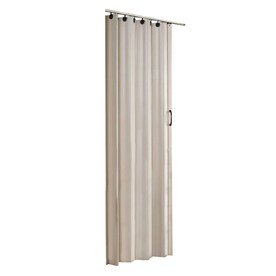 Spectrum Nuevo Brown PVC Accordion Door with Hardware (Common 36-in X 80  sc 1 st  Loweu0027s & Shop Accordion Doors at Lowes.com