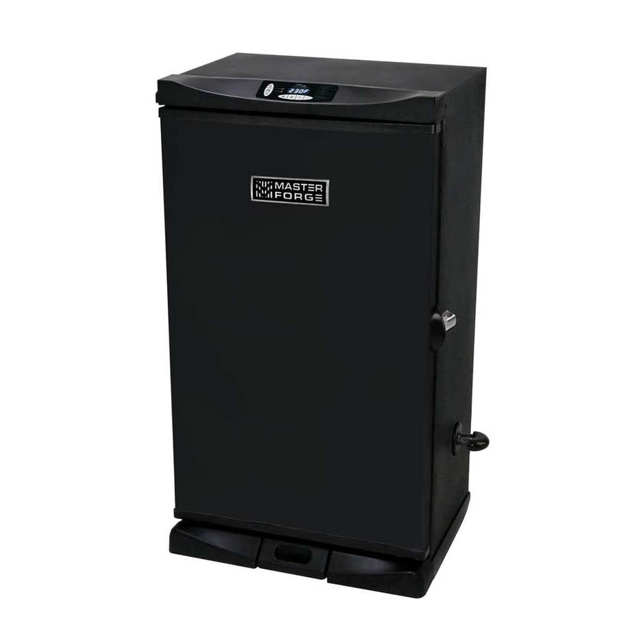 Master Forge 40.2-in 1200-Watt Electric Vertical Smoker
