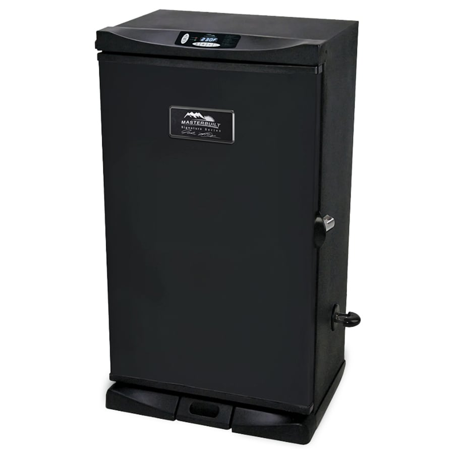 Masterbuilt JMSS 1200-Watt Electric Vertical Smoker (Common: 40.2-in; Actual: 40.2-in)