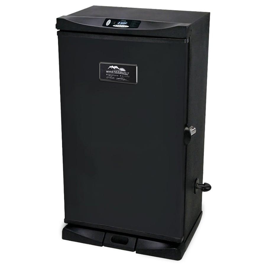 Masterbuilt JMSS 800-Watt Electric Vertical Smoker (Common: 31.9-in; Actual: 31.9-in)
