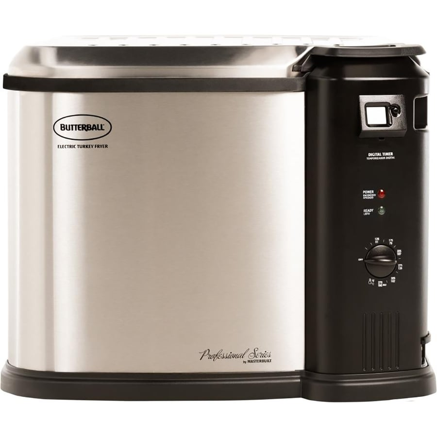 Masterbuilt 8-Quart Deep Fryer