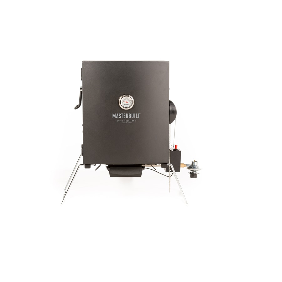 Masterbuilt MPS 20B Patio 2 Portable Propane Smoker