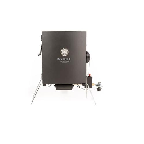 Masterbuilt Mps 20b Patio 2 Portable Propane Smoker At