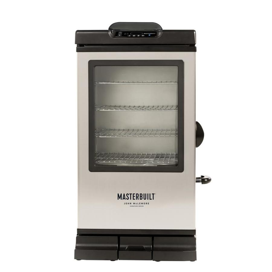 Shop smokers at lowes masterbuilt mes 230g bluetooth digital electric smoker fandeluxe