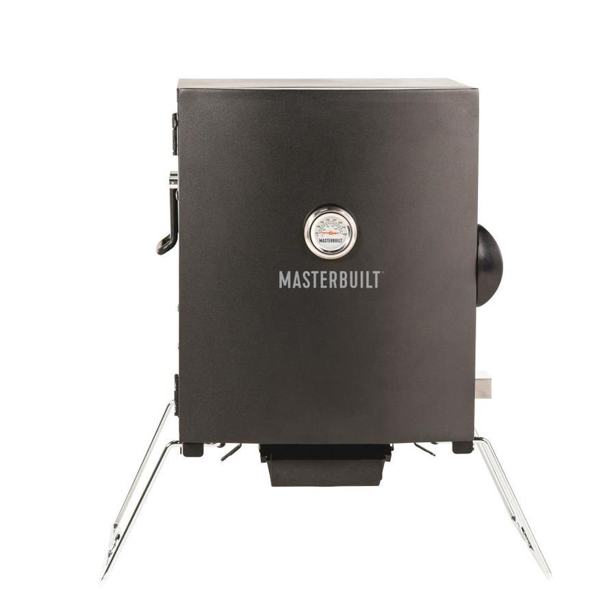 Masterbuilt Mes 20b 1400 Watt Black Electric Vertical