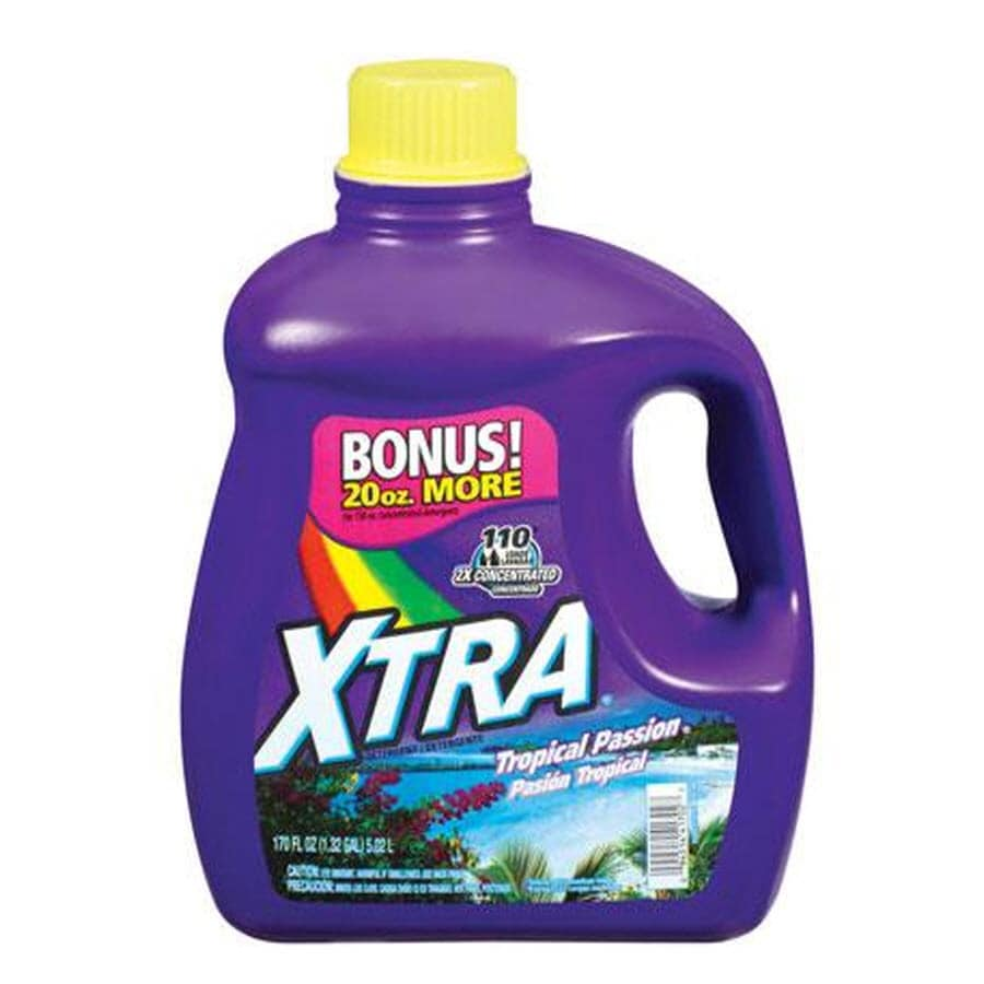 Shop xtra 170 oz laundry liquid detergent at for Floors xtra inc ingersoll on