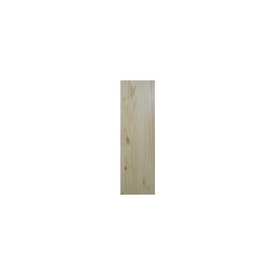1-in x 12-in x 48-in Stain Kiln-Dried Elliotis Pine Panel